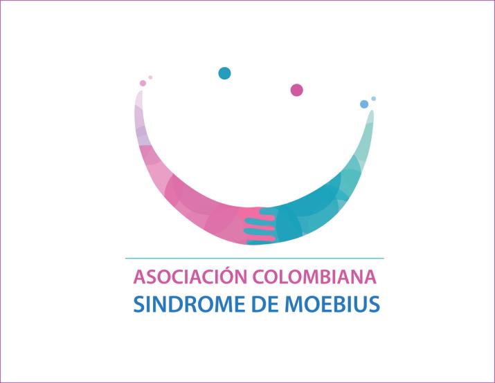 Client: Asociación Colombiana síndrome de Moebius Work: Designing corporate identity